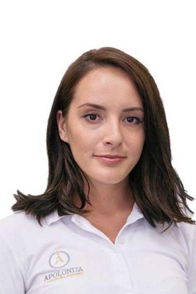 Katarina Gashi, ekonomist