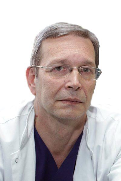Prof. dr.sc. Vedran Uglešić, dr. med. dent., spec. maksilofacijalne kirurgije